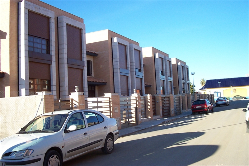 Viviendas calle arag n de miguelturra viviendas unifamiliares - Unifamiliares ciudad real ...